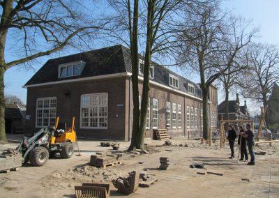 Vernieuwen inbouwpakket